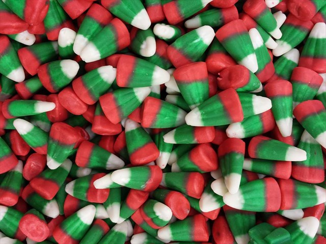 an error occurred - Christmas Candy Corn