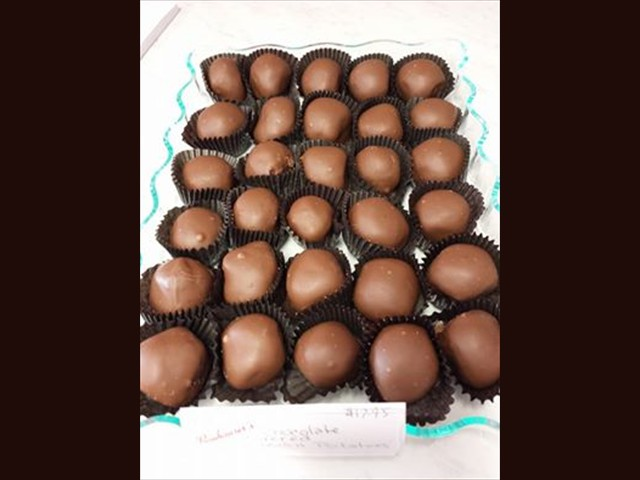 chocolate covered irish potatoes